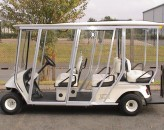 MEE Golf Buggy Sliding Door Enclosures